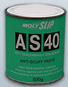 Противозадирная паста Molyslip AS-40