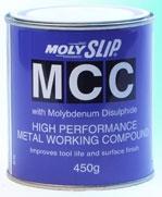 Эмульсии и составы для обработки металлов Molyslip