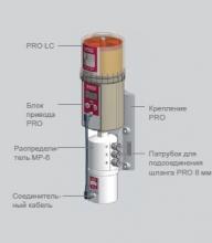 Лубрикатор PERMA PRO MP-6 / PRO C MP-6
