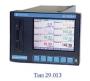 Регистраторы Ш 932.9А с цветными дисплеями STN (29.013, 29.015)